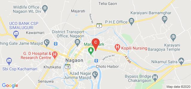 College of Education, Nagaon, Panigaon Chariyali, Nagaon, Assam 782001, India