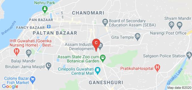 Dr Anita Baruah Sarmah College Of Education, LKR Baruah Road, Opposite Doordarshan Kendra, Nabin Nagar, Guwahati, Assam, India