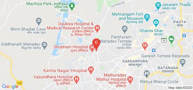 Mahila Maha Vidyalaya, Soorsagar Road, Kamla Nehru Nagar, 1st Pulia, Jodhpur, Rajasthan, India