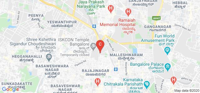 Vivekananda College of Pharmacy, 7th Cross Road, Rajaji Nagar, Bangalore, Karnataka, India