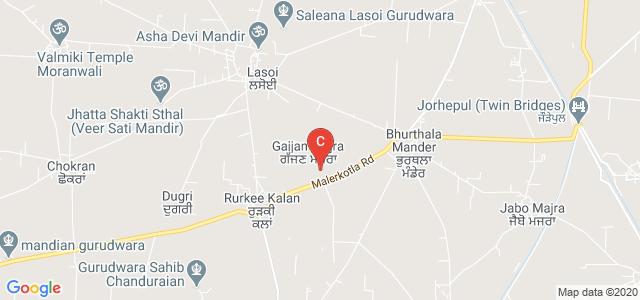 Tara Vivek College, Gajjan Majra, Sangrur, Punjab, India