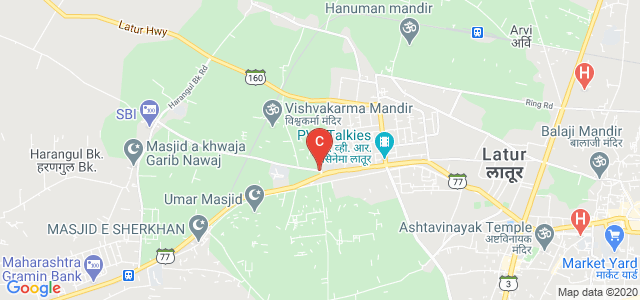 Mahatma Basveshwar College of Pharmacy, Latur MIDC, Pakharsangvi, Latur, Maharashtra, India