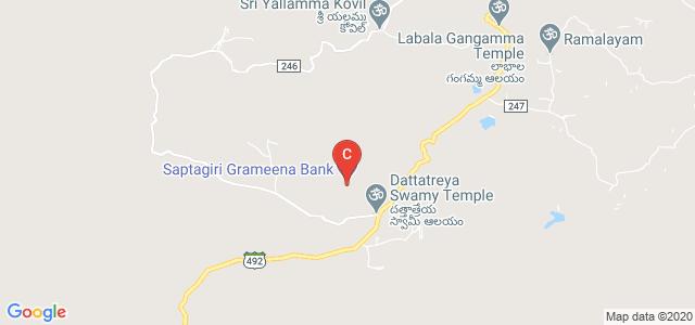 Madanapalle, Chittoor 517325, India