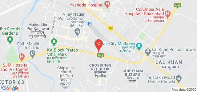 IPEM Law Academy, Ispat Nagr, Bulandshahr Road Industrial Area, Ghaziabad, Uttar Pradesh, India