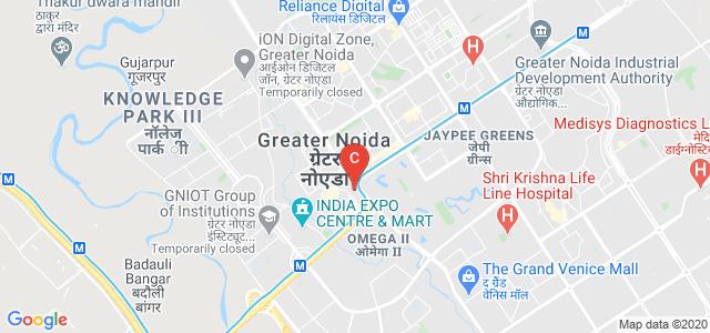 NIMT Greater Noida Campus, Pari Chowk, Knowledge Park 1, Greater Noida, Uttar Pradesh, India