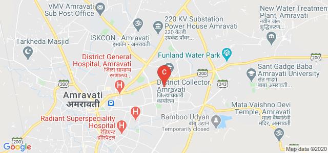 Vidyabharati College Of Pharmacy, Amravati, Camp Rd, Maltekdi, Amravati, Maharashtra, India
