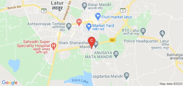 Channabasweshwar Pharmacy College, Mataji Nagar, Patel Nagar, Latur, Maharashtra, India