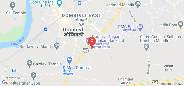 Saraswathi Vidya Bhavan's College of Pharmacy, Sonar Pada, Dombivli East, Thane, Maharashtra, India