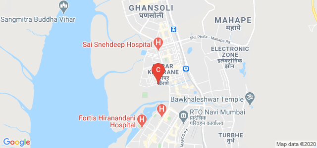 Gahlot Institute Of Pharmacy, Gyan Vikas Road, Sector 14, Kopar Khairane, Navi Mumbai, Maharashtra, India