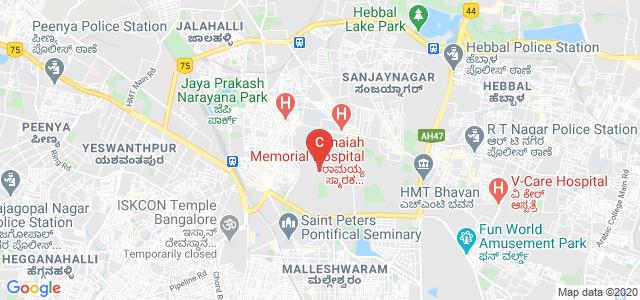 Indian Institute of Science - Department of Management Studies, Kodandarampura, Malleshwaram West, Bangalore, Karnataka, India
