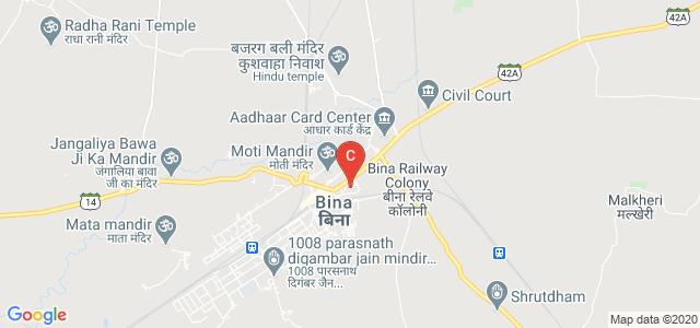 Aricent College of Education Bina, Chitrakoot, Sagar, Madhya Pradesh, India