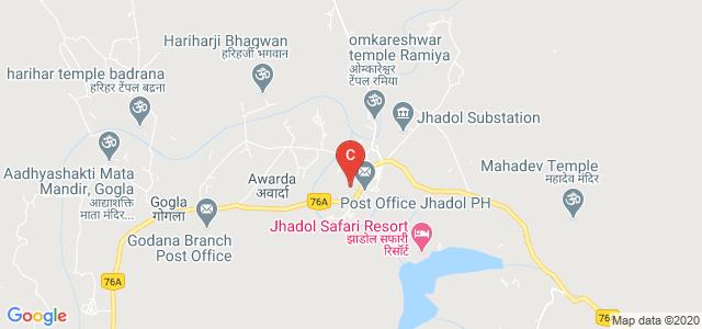 J.R. Sharma Girls Teachers Training College, JHADOL, Udaipur, Rajasthan, India