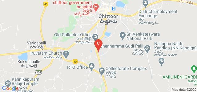 Smt. N.P. Savithramma Govt. College For Women, Greamspet, Chittoor, Andhra Pradesh, India