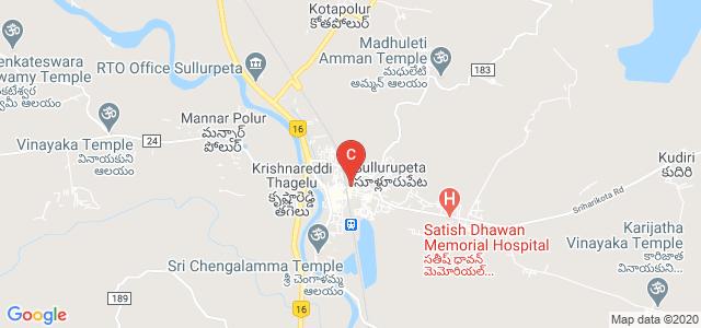Sullurupeta, Andhra Pradesh 524121, India