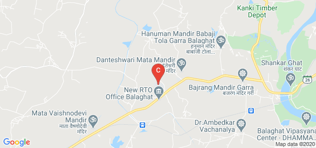 Sardar Patel University Balaghat, Dongariya, Madhya Pradesh, India