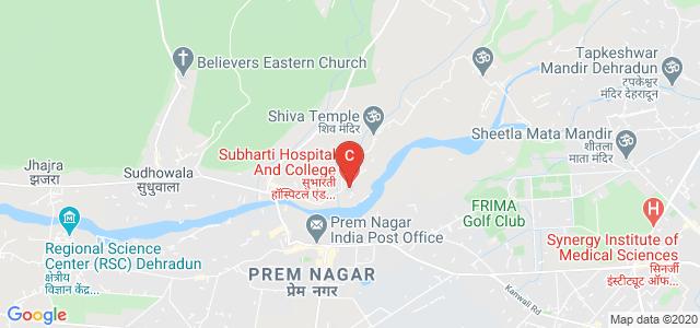 Ras Bihari Bose Subharti University, Kotra Santour, Nanda Ki Chowki, Dehradun, Uttarakhand, India