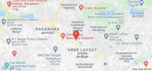 BANGALORE CITY COLLEGE, Chellikere, Meganahalli, Kalyan Nagar, Bangalore, Karnataka, India