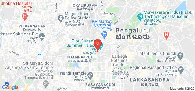 Karnataka Samskrit University, Pampa Mahakavi Road, Chamrajpet, Bangalore, Karnataka, India