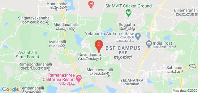 NITTE School of Management, Gollahalli, Yelahanka, Bangalore, Karnataka, India