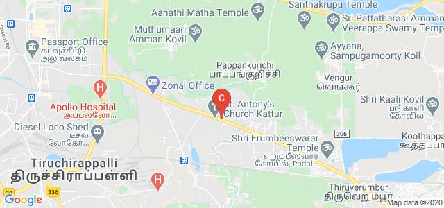 Urumu Dhanalakshmi College, Thanjavur Road, Venugopal Nagar, Kattur, Tiruchirappalli, Tamil Nadu, India