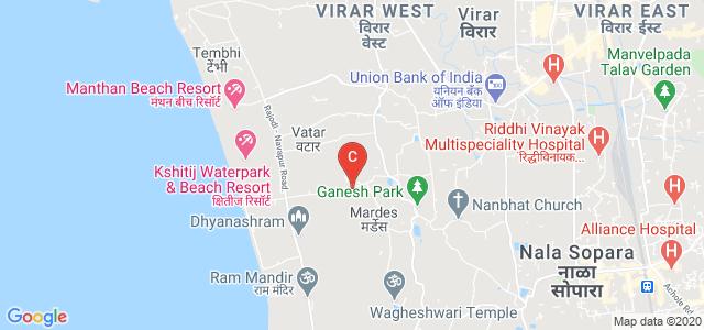 St. Joseph College Of Arts And Commerce, Pipri Dontalav, Virar West, Virar, Palghar, Maharashtra, India
