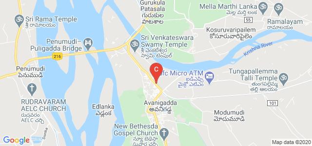 Government Degree College, Avanigadda, Andhra Pradesh, India