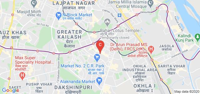 Deshbandhu College, Kalkaji Main Road, Block H, Kalkaji, New Delhi, Delhi, India