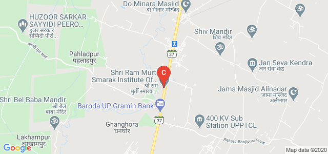 Shri Ram Murti Smarak Institute Of Medical Sciences, Bareilly - Nainital Road, Bhoji Pura, Bareilly, Uttar Pradesh, India