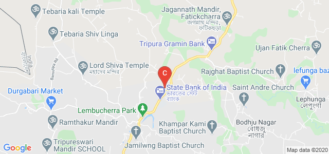 Holy Cross College, Lembucherra, Debendrachandranagar, Tripura, India