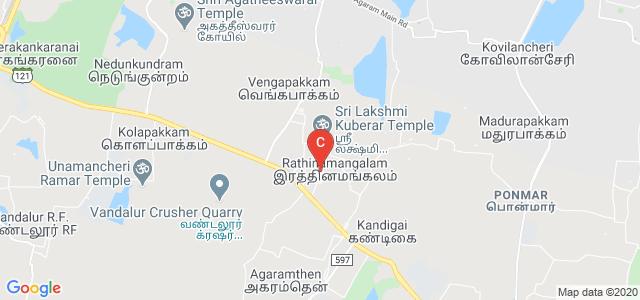 Tagore Medical College & Hospital, Chennai, Tamil Nadu, India