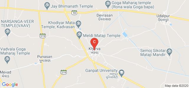 Ganpat University Institute of Computer Technology, Kherva, Mehsana, Gujarat, India