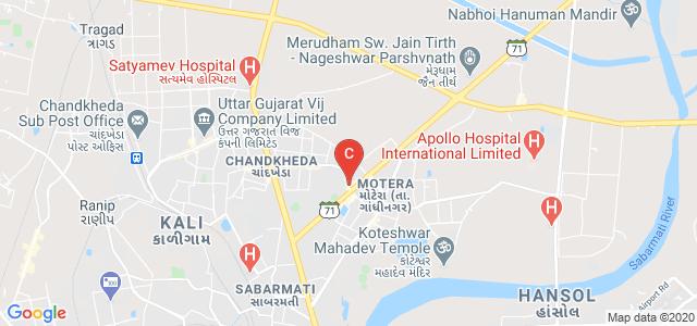 Vishwakarma Government Engineering College, Nigam Nagar, Chandkheda, Ahmedabad, Gujarat, India
