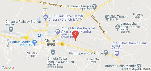 Loknayak Jai Prakash Institute of Technology, Jai Prakash University, Chhapra, Bihar, India