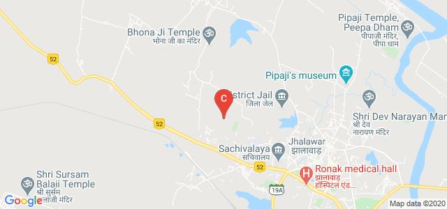 JHALAWAR NURSING COLLEGE JHALAWAR, Gopalpura, Rajasthan, India