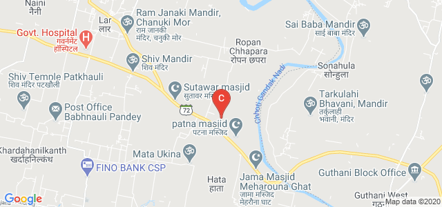 Ram Radhika Mahavidhyalaya, Patna, Deoria, Uttar Pradesh, India
