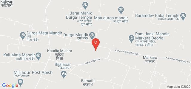 RANJU SINGH DEGREE COLLEGE, Sonari, Deoria, Uttar Pradesh, India