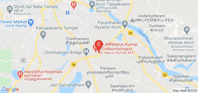 Velammal Medical College Hospital & Research Institute, Madurai, Tamil Nadu, India