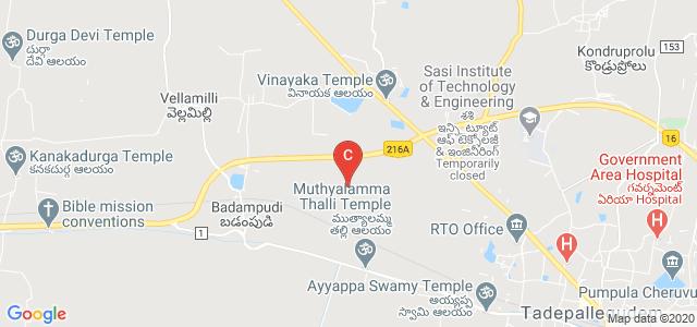 Ramana Institute of Technology, ZP HIGH SCHOOL, ROAD, Tadepalligudem, Andhra Pradesh, India