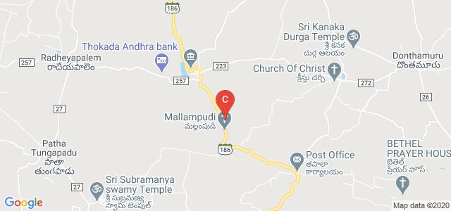 Sri Sai Madhavi Institute of Science & Technology, Rajanagaram, Andhra Pradesh, India