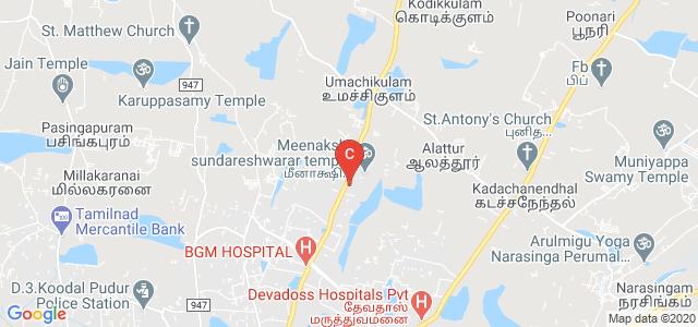 E.M.Gopalakrishna Kone Yadava Women's College, Tiruppalai, Madurai, Tamil Nadu