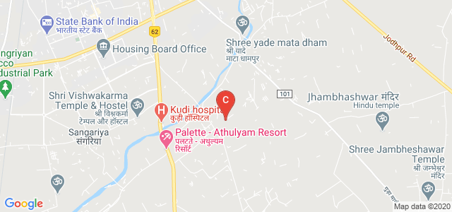 Vyas Institute Of Engineering & Technology, Jodhpur, Rajasthan, India