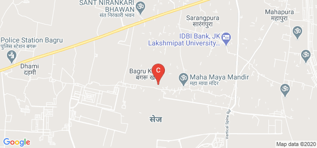 Arya Institute of Engineering Technology & Management, Bhambhoriya, सेज, Jaipur, Rajasthan, India