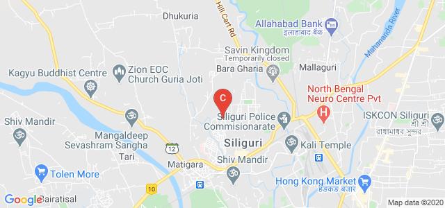 Inspiria Knowledge Campus, Phase – II, Himachal Vihar, Siliguri, West Bengal, India
