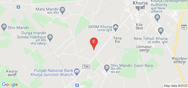Shivam Technical Campus, MDR 70W, Khurja, Uttar Pradesh, India
