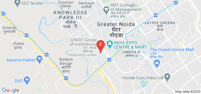 GREATER NOIDA COLLEGE OF TECHNOLOGY, Knowledge Park II, Greater Noida, Uttar Pradesh, India