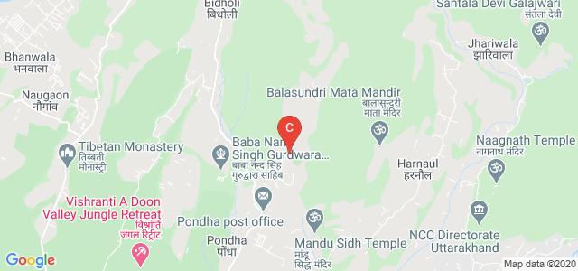 Shree Dev Bhoomi Institute Of Education, Science And Technology, Village Mazhon, Pondha, Dehradun, Uttarakhand, India