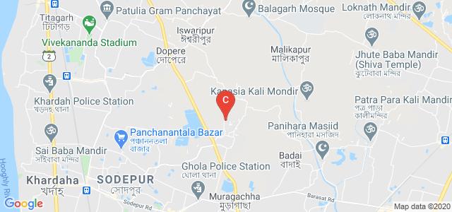 Elitte Institute of Engineering & Management, Sarojini Naidu Road, Ghola, Karnamadhavpur, Kolkata, West Bengal, India
