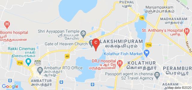 Soka Ikeda College of Arts and Science for Women, Netaji Nagar Extension, Mugambigai Nagar, Madura Madanan Kuppam, Chennai, Tamil Nadu, India