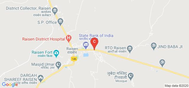 Swami Vivekanand Government College, Raisen, Raisen, Madhya Pradesh, India