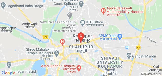 Deccan Institute Of Technology, New Shahupuri, Kolhapur, Maharashtra, India
